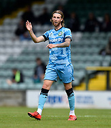 Ben Stevenson (7) of Forest Green Rovers during the Pre-Season Friendly match between Yeovil Town and Forest Green Rovers at Huish Park, Yeovil, England on 31 July 2021.