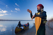 Canoeing the Mighty Mississippi, USA