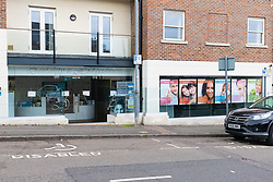 """Dentality @ Hoddesdon, Hertfordshire, where Oliver Norris, 28,  following treatment received a letter from the NHS advising him to get tested for HIV and Hepatitis C and B, following the dismissal of """"A former self employed, independently contracted hygienist was immediately dismissed following an investigation into failure to abide by strict decontamination protocols for dental instruments"""". London, May 05 2019."""