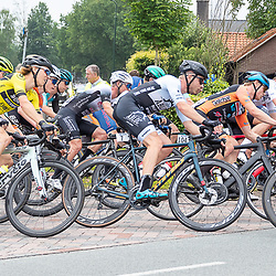 VELDHOVEN (NED) July 4 <br /> CYCLING <br /> The first race of the Schwalbe Topcompetition the Simac Omloop der Kempen