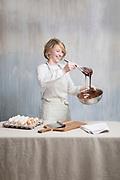 Chocolate maker photo by Brandon Alms Photography