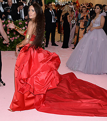 The 2019 Met Gala Celebrating Camp: Notes on Fashion - Arrivals. 06 May 2019 Pictured: Halsey. Photo credit: MEGA TheMegaAgency.com +1 888 505 6342