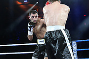 Boxen: Blitz & Donner, Hamburg, 24.03.2018<br /> Araik Marutjan (GER) - Pavel Hryshkavets (BLR)<br /> © Torsten Helmke