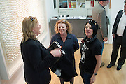 LOUISA BUCK; RACHEL WHITEREAD; SUE WEBSTER, The Years, Gavin Turk<br /> Private view:  , Ben Brown Fine Arts, 12 Brooks Mews, London, W1. 25 April 2013.