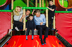 Pictured: Willie Rennie and Alex Cole-Hamilton try to organise a safe slide/<br /> <br /> Candidates and their children joined Scottish Liberal Democrat leader Willie Rennie today as he unveiled his party's bold, positive and progressive plans to make Scotland the best again as he launched the Scottish Liberal Democrat manifesto.Mr Rennie was joined by some of the Scottish Liberal Democrat candidates standing for election in May as he set out ambitious proposals for a transformational investment in education, a step-change in mental health services, the protection of our environment and guaranteeing Scots' civil liberties.<br /> <br /> Ger Harley | EEm 15 April 2016
