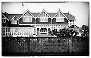 Henley On Thames. Henley. United Kingdom. Leander Club, Riverside Path, between Henley Bridge to Temple Island. Thursday  29/10/2015  [Mandatory Credit. Peter SPURRIER/Intersport Images]