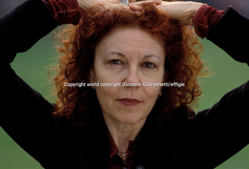 Catherine Texier <br />world copyright Giovanni Giovannetti/effigie / Writer Pictures<br /> <br /> NO ITALY, NO AGENCY SALES / Writer Pictures<br /> <br /> NO ITALY, NO AGENCY SALES