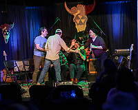 The Extended Play Sessions at the Fallout Shelter in Norwood MA presented Jo Henley on March 1, 2019. The band features Ben Lee, Andy Campolieto, Kent Stephens and Mike Migliozzi.