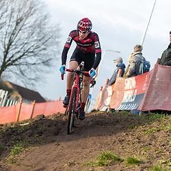 11-01-2020: Wielrennen: NK Veldrijden: Rucphen <br />Joost Stokkermans