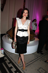 Actress JAIME MURRAY at the British Fashion Awards 2006 sponsored by Swarovski held at the V&A Museum, Cromwell Road, London SW7 on 2nd November 2006.<br /><br />NON EXCLUSIVE - WORLD RIGHTS