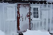 Kjølihytta, Christmas 2009