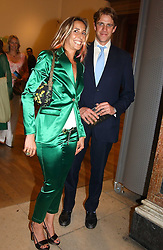 BEN ELLIOT and TARA BERNERD at the Royal Academy of Arts Summer Exhibition Preview Party held at Burlington House, Piccadilly, London on 2nd June 2005<br /><br />NON EXCLUSIVE - WORLD RIGHTS