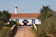 the old farm building herdade da malhadinha nova alentejo portugal