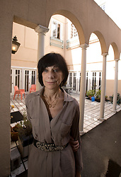 Susan Futterman, widow of Fred Paroutaud, poses for a photograph at La Cheim Behavioral Health Services in Oakland, Calif., Thursday, Aug. 13, 2015. Paroutaud, the owner of a 1967 Lamborghini sports car, committed suicide in 2012, at age 58; Futterman is donating the roughly $650k the car is expected to fetch at auction to La Cheim. (D. Ross Cameron/Bay Area News Group)