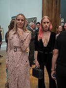 ALICE NAYLOR-LEYLAND; MARY CHARTERIS, Royal Academy of Arts Summer Party. Burlington House, Piccadilly. London. 7June 2017