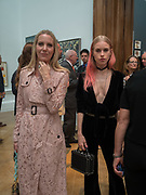 ALICE NAYLOR-LEYLAND; MARY CHARTERIS, Royal Academy of Arts Summer Party. Burlington House, Piccadilly. London. 7June 2017