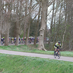 08-04-2016: Wielrennen: Energiewachttour vrouwen: Stadskanaal <br /> The third stage of the Energiewachttour for women Musselkanaal-Stadskanaal. Attack Natalie van Gogh