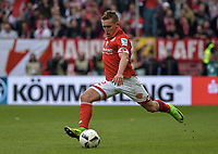 Pablo de Blasis (Mainz)<br /> Mainz, 04.03.2017, Fussball Bundesliga, 1. FSV Mainz 05 - VfL Wolfsburg 1:1<br /> Norway only