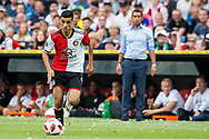Feyenoord player Mo El Hankouri during the Dutch football Eredivisie match between Feyenoord and Excelsior at De Kuip Stadium in Rotterdam, on August 19th, 2018 - Photo Dennis Wielders / Pro Shots / ProSportsImages / DPPI