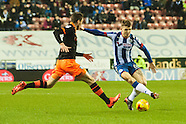 Wigan Athletic v Sheffield Wednesday 030217