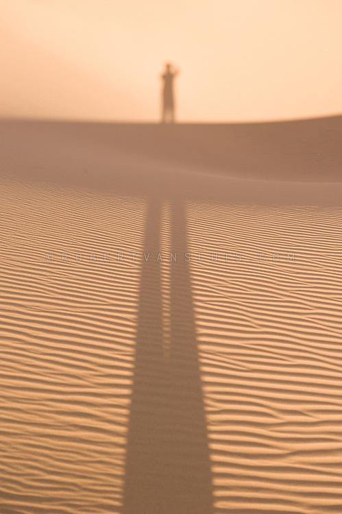 Kumtag Desert near Shanshan, Xinjiang, China
