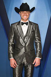 Thomas Rhett at the 51st Annual Country Music Association Awards hosted by Carrie Underwood and Brad Paisley and held at the Bridgestone Arena on November 8, 2017 in Nashville, TN. © Curtis Hilbun / AFF-USA.com. 08 Nov 2017 Pictured: Dustin Lynch. Photo credit: MEGA TheMegaAgency.com +1 888 505 6342