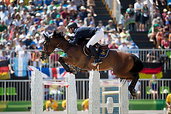 Fredricson Peder, SWE, H&M All In<br /> Olympic Games Rio 2016<br /> © Hippo Foto - Dirk Caremans<br /> 17/08/16