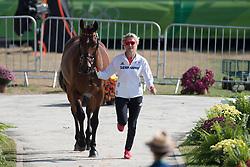 Klimke Ingrid, GER, Horseware Hale Bob<br /> Olympic Games Rio 2016<br /> © Hippo Foto - Dirk Caremans<br /> 05/08/16