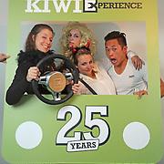 STA Celebrating 25 Years with Kiwi Experience