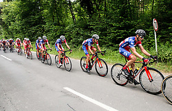 Jure Golcer (SLO) of KK Adria Mobil during Stage 3 of 24th Tour of Slovenia 2017 / Tour de Slovenie from Celje to Rogla (167,7 km) cycling race on June 16, 2017 in Slovenia. Photo by Vid Ponikvar / Sportida