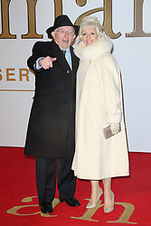 © Licensed to London News Pictures. 14/01/2015, UK. Paul Daniels, Debbie McGee Kingsman: The Secret Service - World Film Premiere, Leicester Square, London UK, 14 January 2015, Photo credit : Richard Goldschmidt/Piqtured/LNP