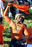 Oct. 15, 2011-Charlottesville, VA.-USA Virginia Cavaliers fan during the ACC football game against Georgia Tech at Scott Stadium. Virginia won 24-21. (Credit Image: © Andrew Shurtleff