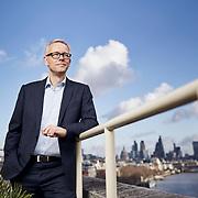 Ian Hudson, CEO DK Books