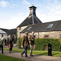 Dewars Aberfeldy Distillery Earl of Wessex