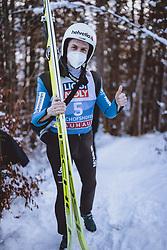 05.01.2021, Paul Außerleitner Schanze, Bischofshofen, AUT, FIS Weltcup Skisprung, Vierschanzentournee, Bischofshofen, Finale, Qualifikation, im Bild Simon Ammann (SUI) // Simon Ammann of Switzerland during the qualification for the final of the Four Hills Tournament of FIS Ski Jumping World Cup at the Paul Außerleitner Schanze in Bischofshofen, Austria on 2021/01/05. EXPA Pictures © 2020, PhotoCredit: EXPA/ JFK