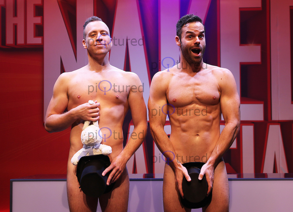 Backstage Pass: The Naked Magicians | Townsville Bulletin