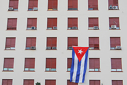 November 27, 2016 - Havana, Cuba - Havana just two days later after Fidel Castro, the former Prime Minister and President of Cuba dies on the late night of November 25, 2016, at age of 90. .On Sunday, 26 November 2016, in Havana, Cuba. (Credit Image: © Artur Widak/NurPhoto via ZUMA Press)