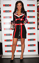 Tulisa Contostavlos at the launch of her new perfume in London, Wednesday October 26th, 2011. Photo by: i-Images<br /> File photo- Tulisa to be charged with supplying Class A drugs to undercover journalist. The charges result from a newspaper sting operation earlier this year, during which the singer and former X Factor judge allegedly helped the reporter buy cocaine.File Monday 9th December 2013.