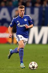 Schalke's Max Meyer