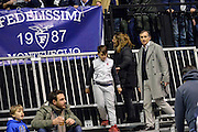 Claudio Sabatini<br /> Segafredo Virtus Bologna - Kontatto Fortitudo Bologna<br /> Campionato Basket LNP 2016/2017<br /> Bologna 06/01/2017<br /> Foto Ciamillo-Castoria