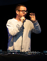 JUDGE JULES live at the KNEBWORTH Pub in the park Drive in  Garden Party photo by Brian Jordan