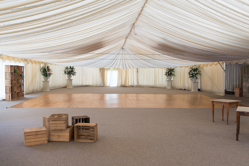 Products and serviecs offered by wedding planning and prop hire company 'Get Knotted'. The company, run by Lindsey Hunter from her base in the Scottish Borders, can design, style organise and provide all the props and items needed for a wedding.