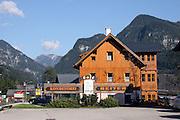 Austria Restaurant in the Alps