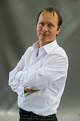 Pictured: Paul Kenyon <br /> <br /> Paul Kenyon is a BAFTA-winning journalist and author who made his name confronting criminals in his own prime time TV show on BBC1, before becoming a correspondent for BBC Panorama.