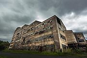 Old Saint Nicholas Coal Breaker --  Mahanoy City, Pennsylvania