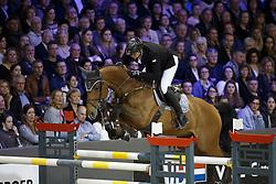 Houtzager Marc, (NED), Sterrehofs Calimero<br /> Indoor Brabant - 's Hertogenbosch 2016<br /> © Hippo Foto - Dirk Caremans<br /> 12/03/16