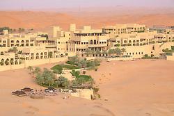 Qasr al Sarab Hotel by Anantara in Empty Quarter of Abu Dhabi United Arab Emirates