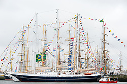 June 23, 2017 - Den Helder, Netherlands - June 23th, Den Helder. SAIL Den Helder is, with the backdrop of the international Tall Ships the  biggest 2017 public event in the Netherlands. A magnificent nautical event in the northern part of North Holland.The first time Sail Den Helder took place was in July 1993. It coincided with the 36th Navy Day, called in those days The National Fleet Days. From 22 June up to and including 25 June 2017, Sail Den Helder will be organised for the fifth time. (Credit Image: © Romy Arroyo Fernandez/NurPhoto via ZUMA Press)