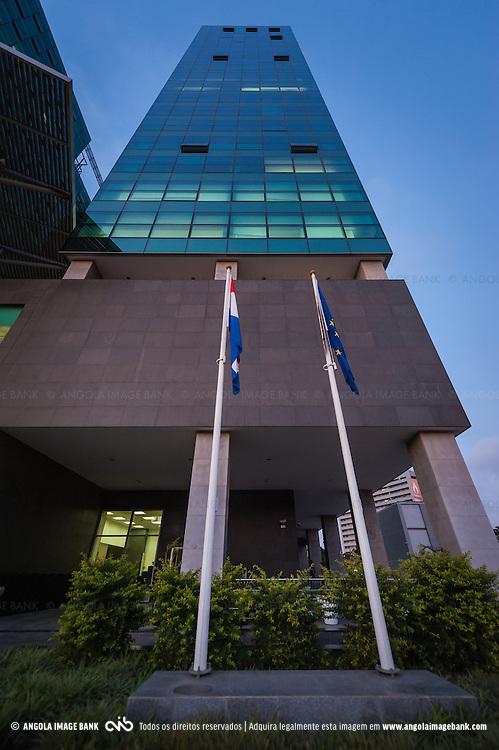 Empreendimento imobiliário Comandante Gika, Garden Towers, Luanda, Angola
