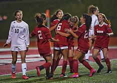 2020-10-26 WPIAL Girls 4A Soccer Playoffs - Moon vs. Pine Richland